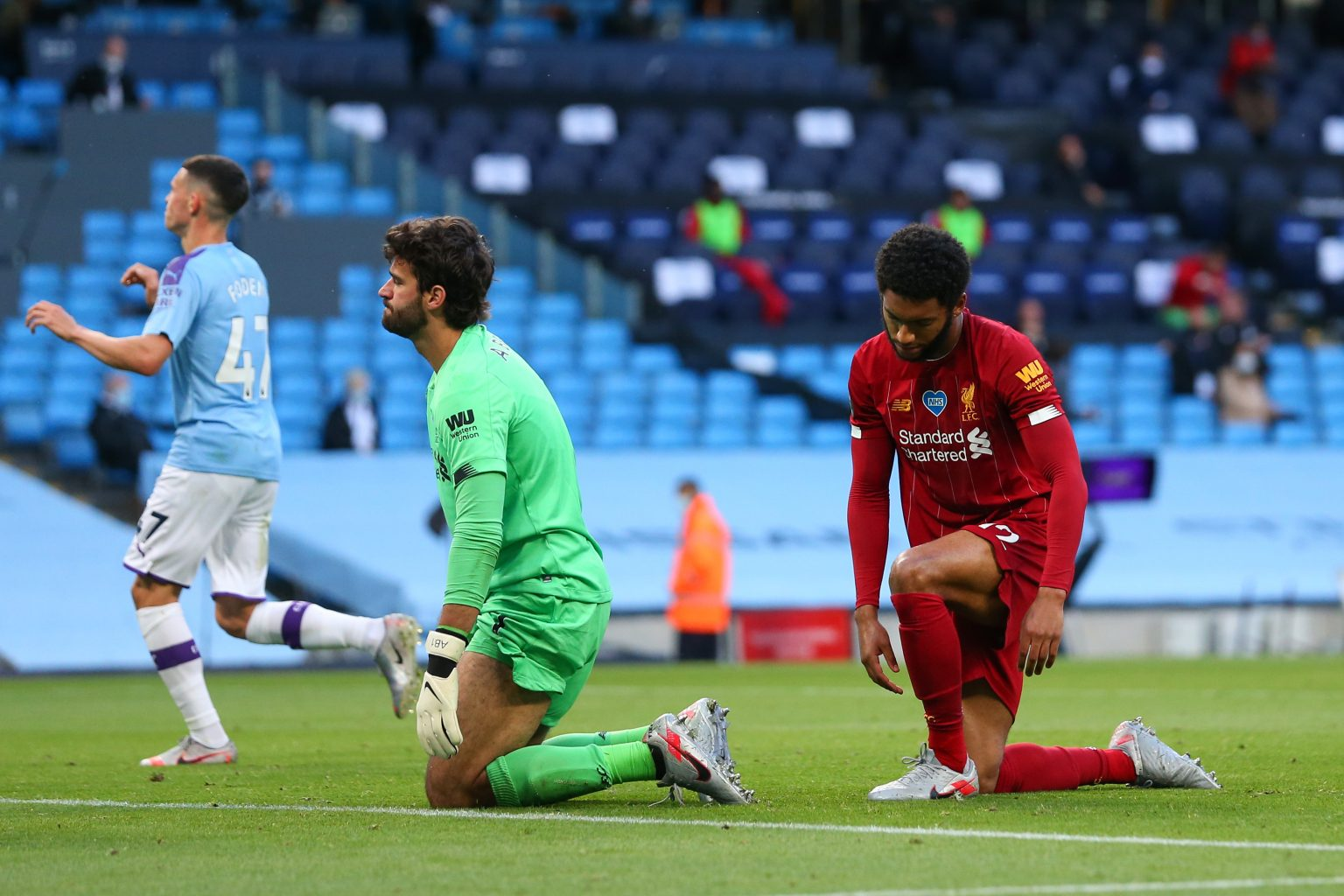 Premier League: Man City Humiliate Newly Crowned EPL Champions Liverpool