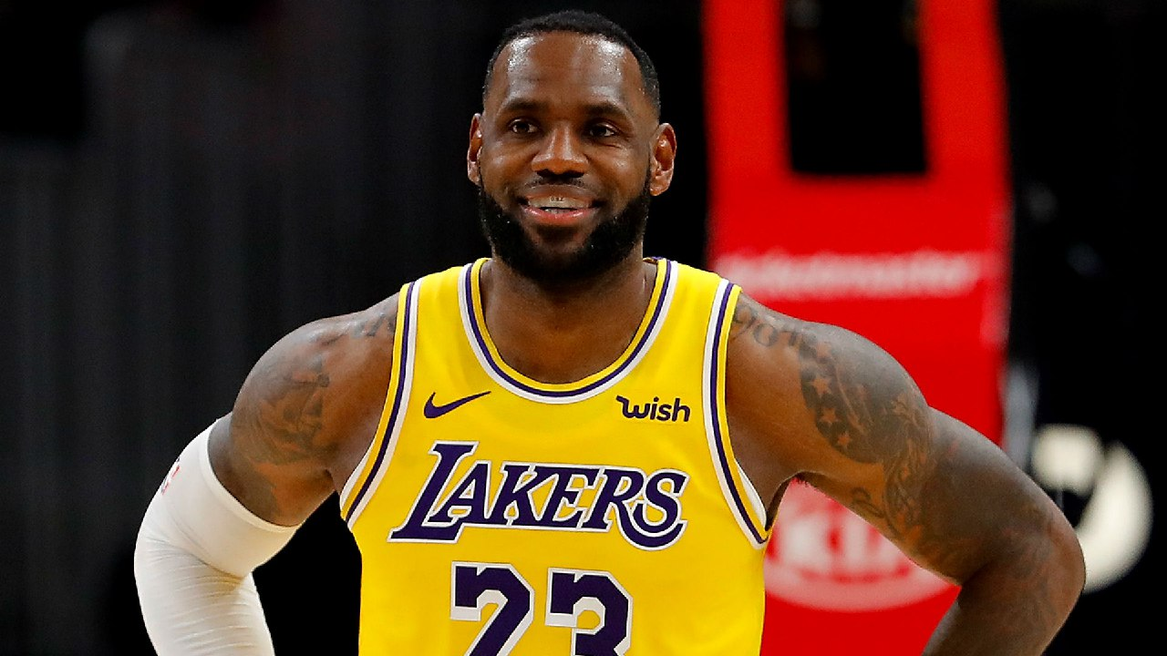 LeBron James is enjoying at least one aspect of NBA bubble life