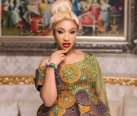 Tonto Dikeh loses acquaintances to COVID-19 in two days