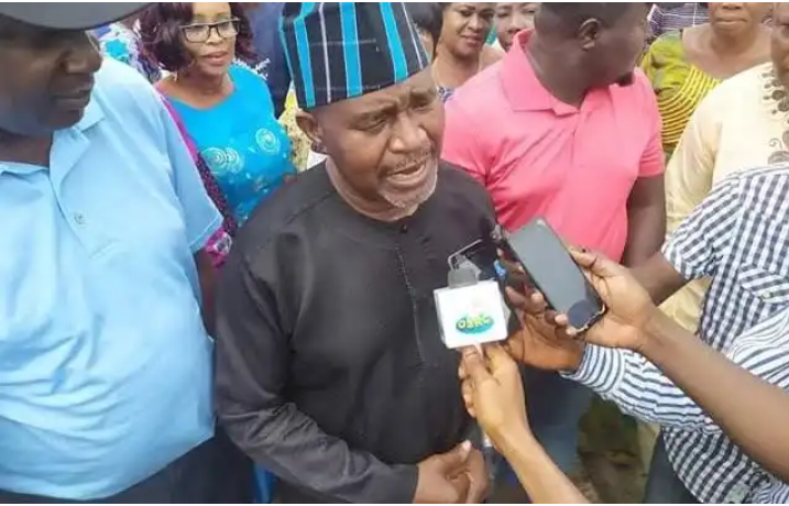 Ex-SSG: I told Fayemi I would spit on Akeredolu's face, he's the worst Ondo governor ever