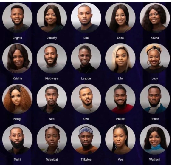 BBNaija 2020: Top 4 Millionaire housemates revealed