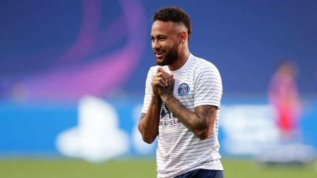 Breaking News: Neymar tests positive for coronavirus