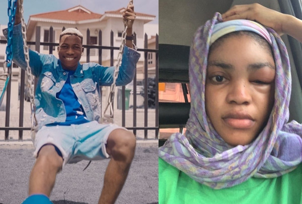 SM GIST:   DMW act, Lil Frosh called out for allegedly assaulting girlfriend