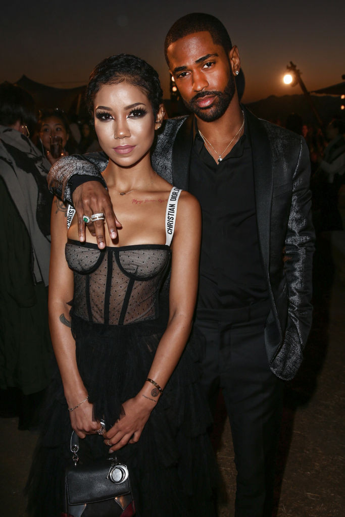 SM ENT: Big Sean reveals most romantic thing he's ever done for Jhené Aiko