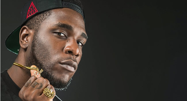 SM ENT:I Have Not Slept Since The Incident, Says Burna Boy