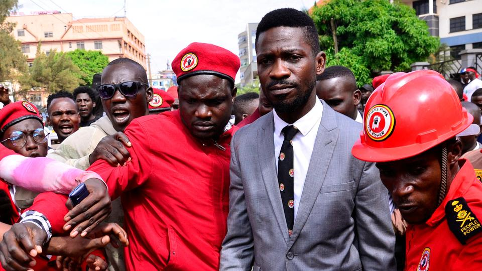 UGANDA DECIDE: Uganda's Bobi Wine claims poll win despite early lead for Museveni