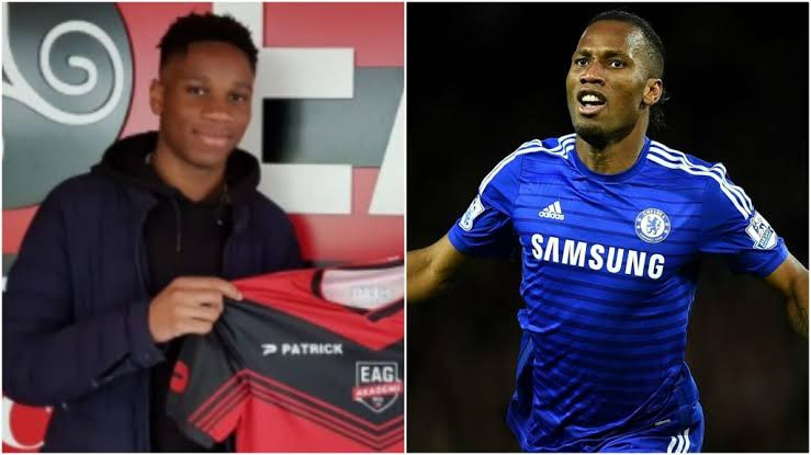 SM SPORT: New Didier Drogba's signs for Italian fourth division club