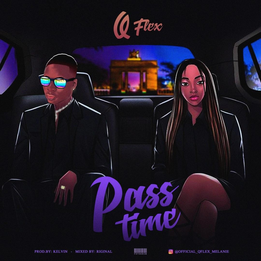 SM Music: PASS TIME by Q-Flex (Download)