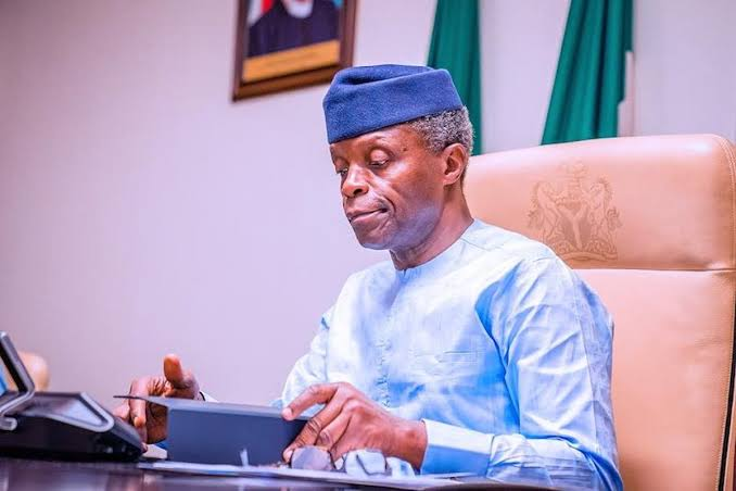 SM NEWS: We cannot afford to be at war! Says Osinbajo