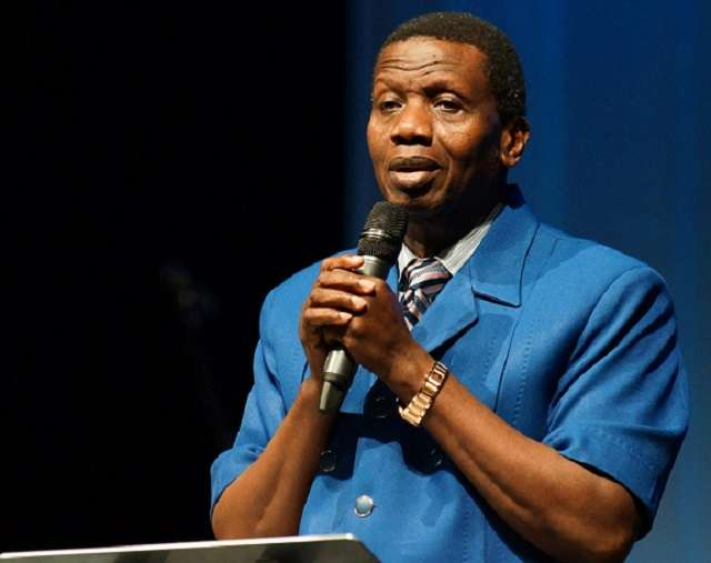 But we know that it will pass Islamic Group to Pastor Adeboye Family