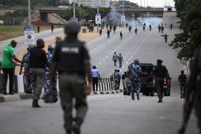 SM NEWS: Police Officer Killed in Clash with Shii'te Muslim Group in FCT