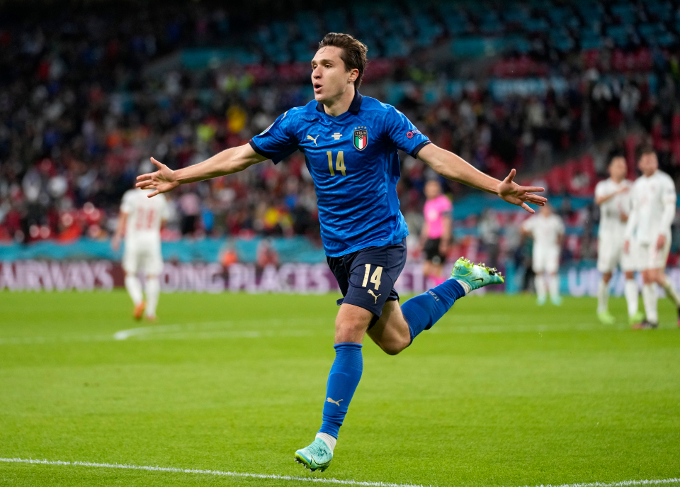Italy booked their placed in the final of Euro 2020 by beating Spain on penalties after a pulsating 1-1 draw at Wembley.